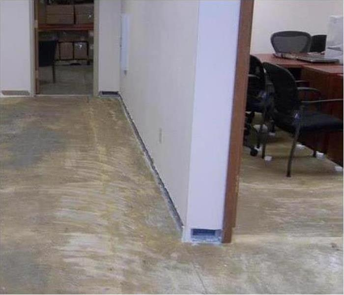 Commercial Water Damage – Montrose Offices After