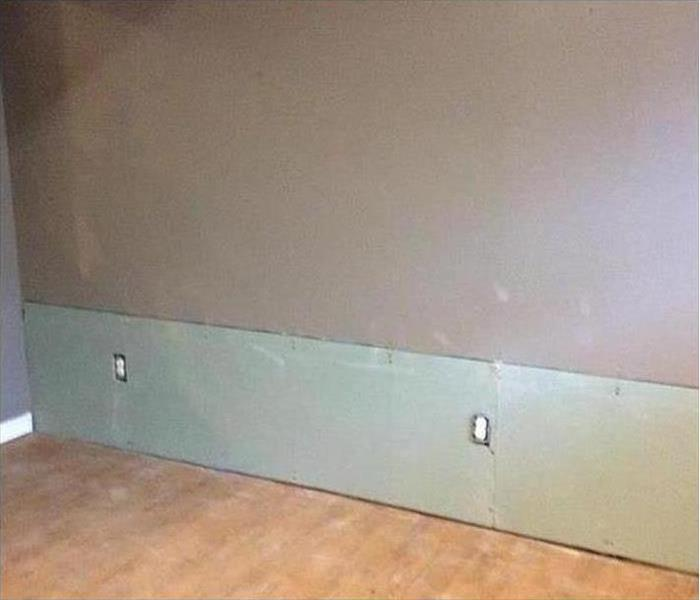 Mold Damage – Telluride Home After
