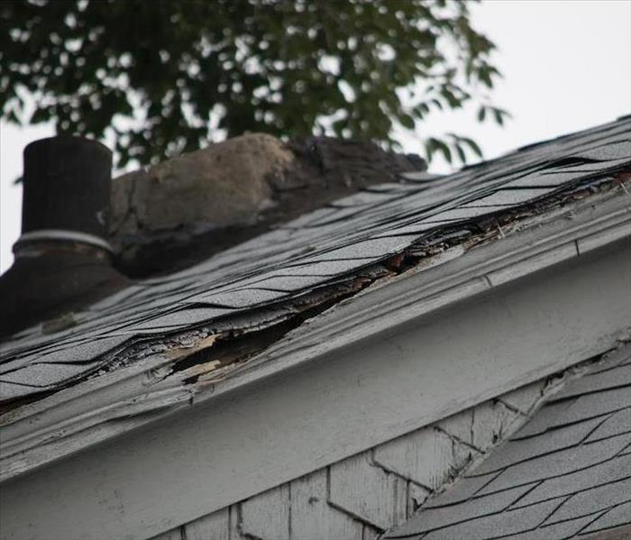 Storm Damage A Damaged Roof Could Allow Flood Damages to Your Montrose Home