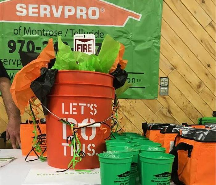 Commercial Crested Butte Retail Shops Call SERVPRO for Water Loss Recovery