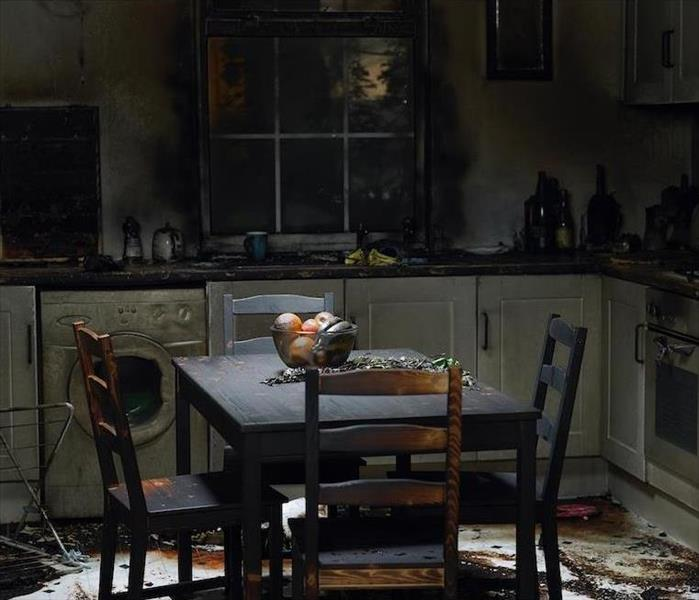 Fire Damage We Provide Smoke and Residue Fire Damage Removal Services in Delta